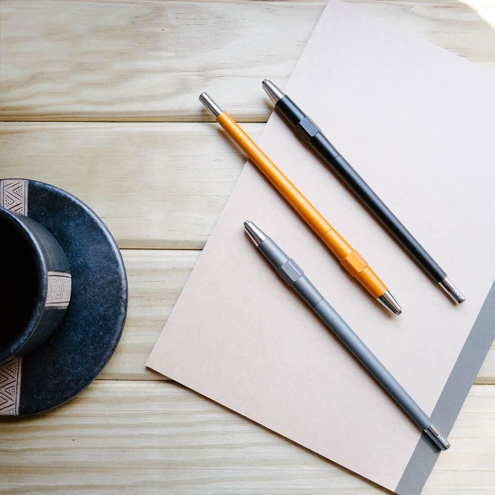 森作所|森系列2.0 工程筆(灰色)