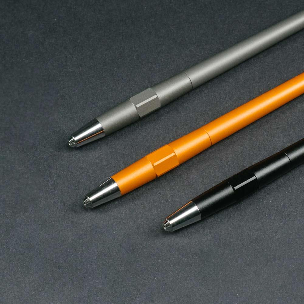 森作所 森系列2.0 工程筆(黑色)