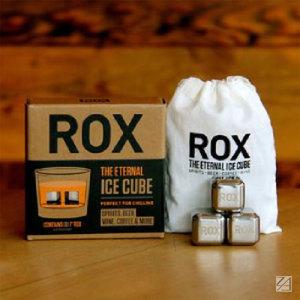 美國Rox|Stainless 不銹鋼冰石