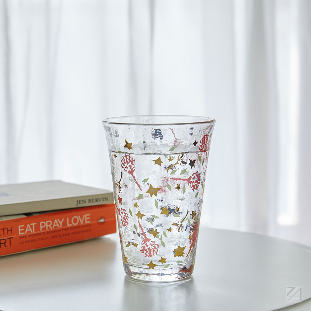 Le Petit Prince|小王子手工玻璃杯-永恆愛情