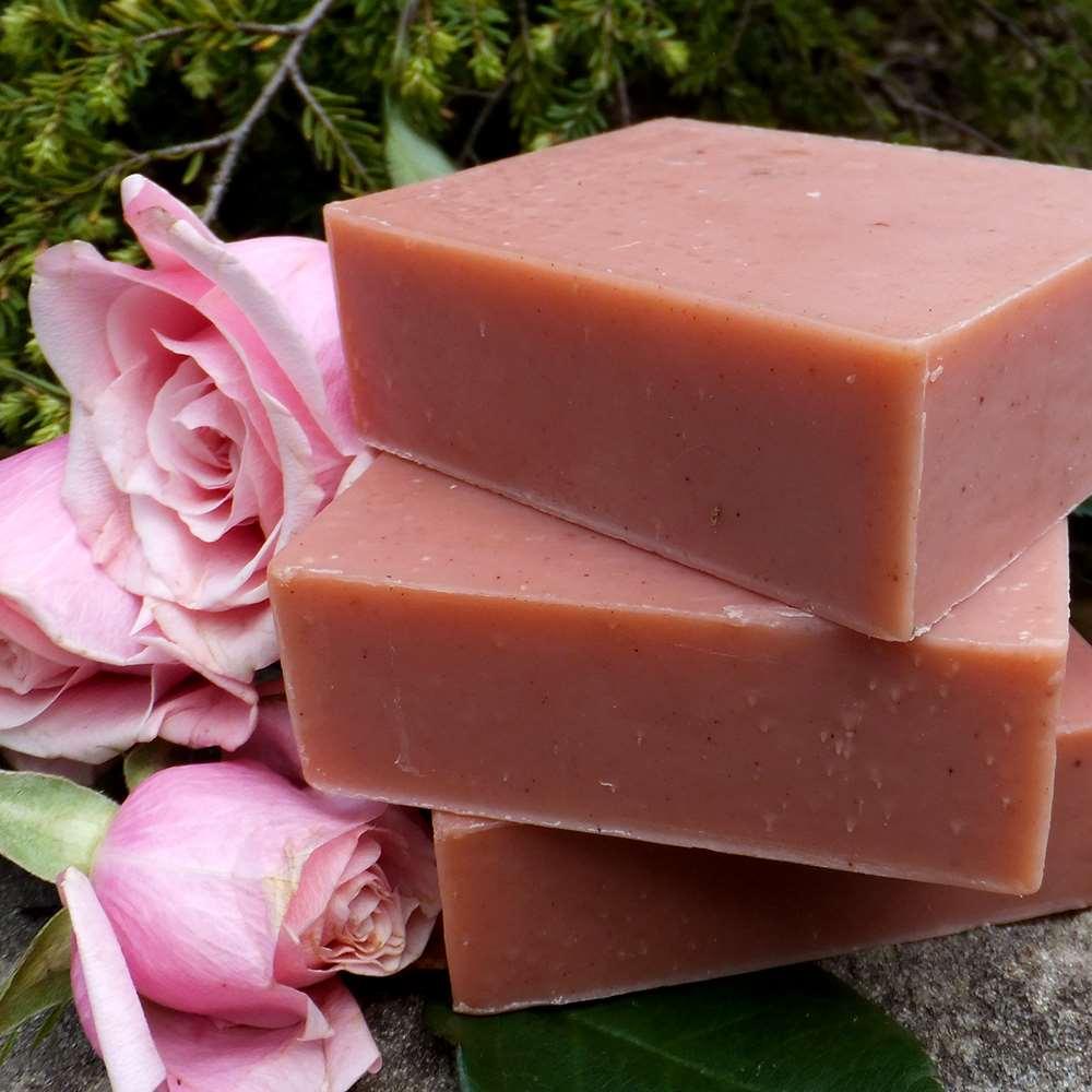 美國Chagrin Valley|印度天竺葵玫瑰高嶺土植物手工皂 5.8 OZ