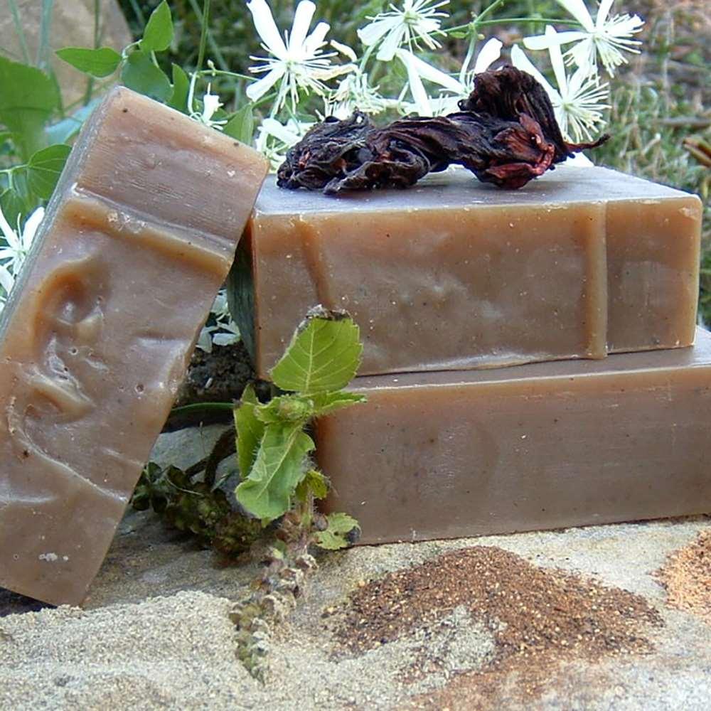 美國Chagrin Valley|印度阿育吠陀頭皮調理草本洗髮手工皂5.8OZ
