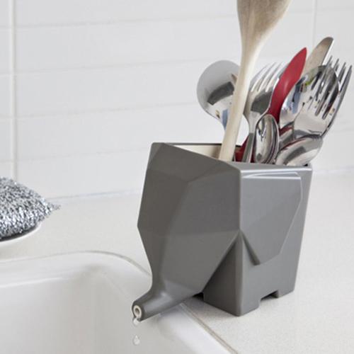 以色列Peleg Design|Jumbo 大象濾水器(灰色)