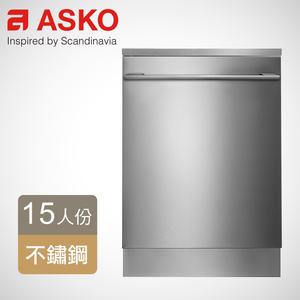 ASKO 瑞典賽寧|15人份洗碗機 D5436(不鏽鋼嵌入型)