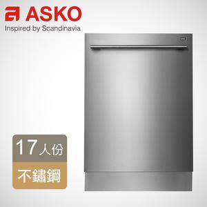 ASKO 瑞典賽寧|17人份洗碗機 D5656(不鏽鋼嵌入型)