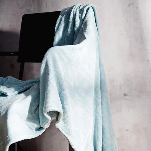 Microdry|舒適快乾大浴巾-天際藍