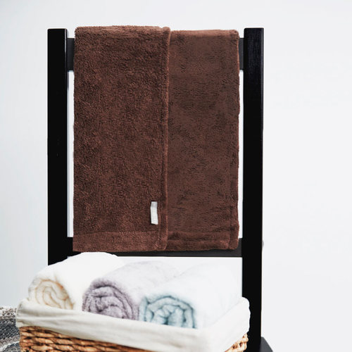 Microdry|舒適快乾毛巾-巧克力