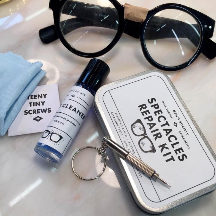 MEN'S SOCIETY|眼鏡保養維修組