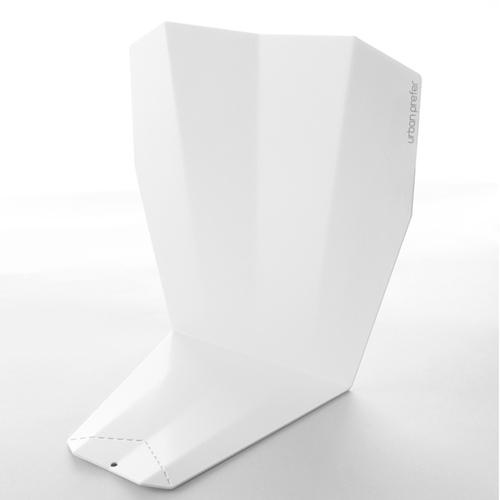 urban prefer|紙飛機書檔白色(L)