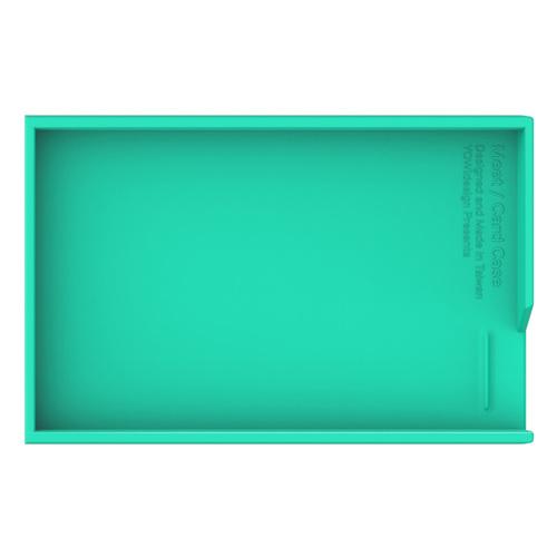 urban prefer|MEET+ 名片盒 /下蓋(藍綠)