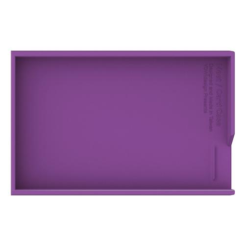 urban prefer|MEET+ 名片盒 /下蓋(紫)