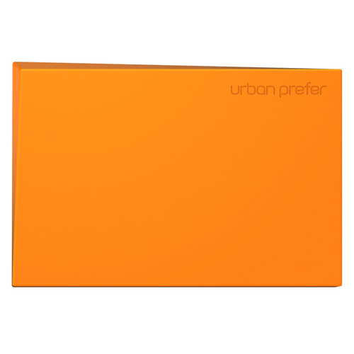 urban prefer MEET+ 名片盒 /上蓋(橘)