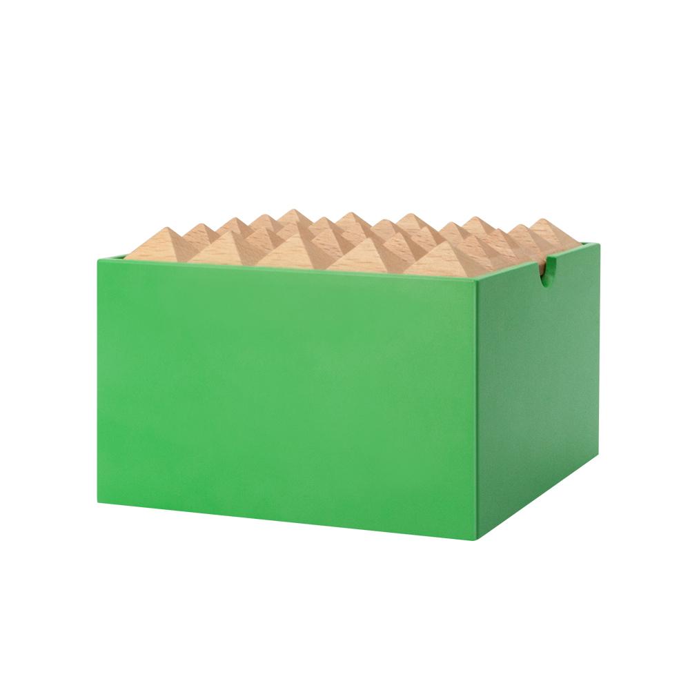 Korridor Design | 家飾木盒M-羅賓綠