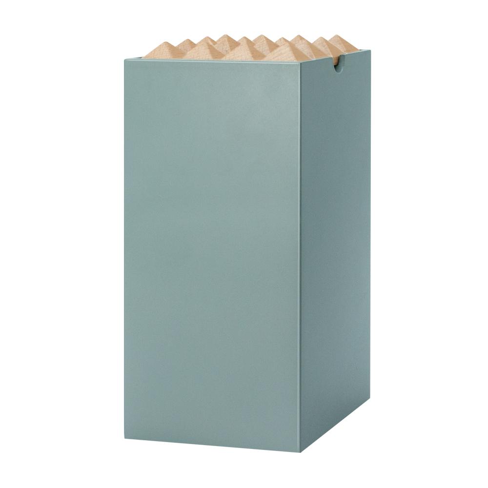 Korridor Design | 家飾木盒L-石墨藍