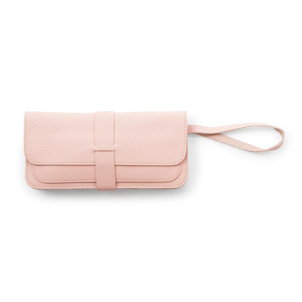 Keecie|最高機密手拿包-薔薇粉