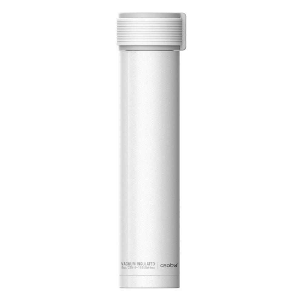 Asobu|超輕量美形隨行杯 白