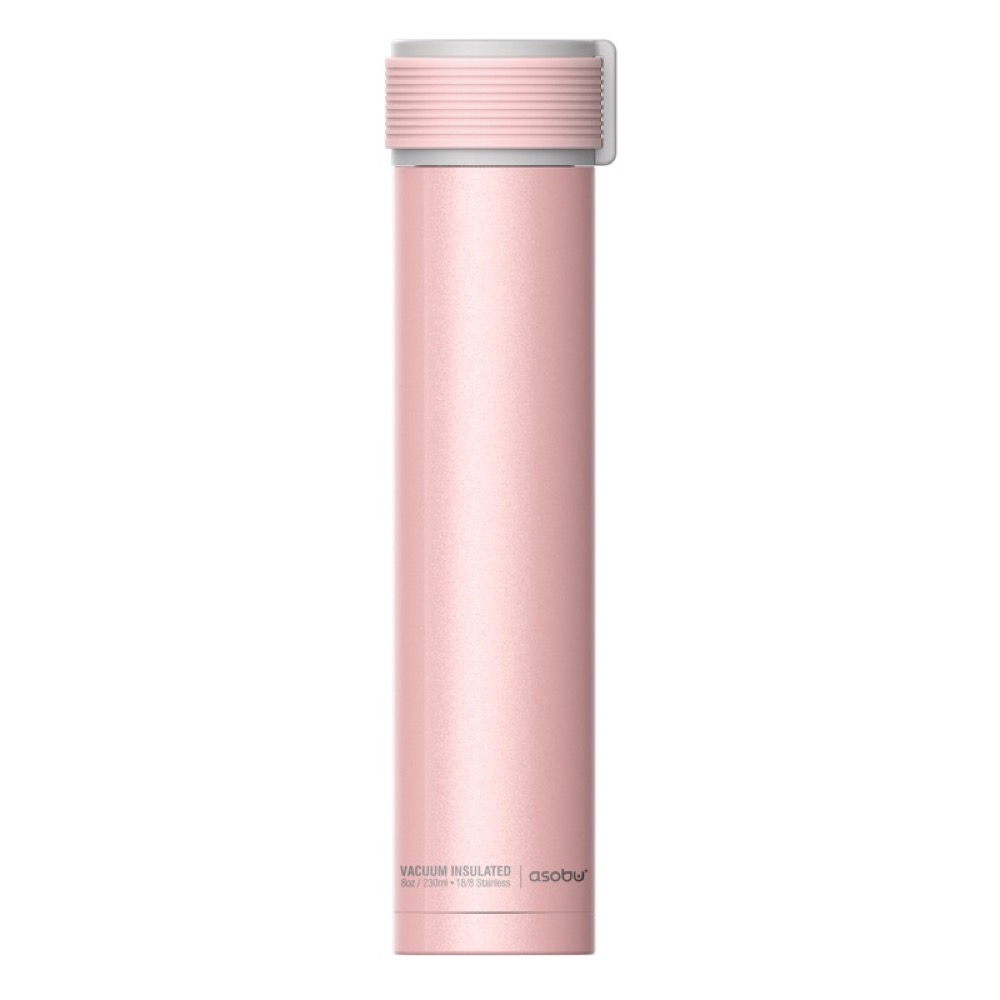 Asobu 超輕量美形隨行杯 粉紅