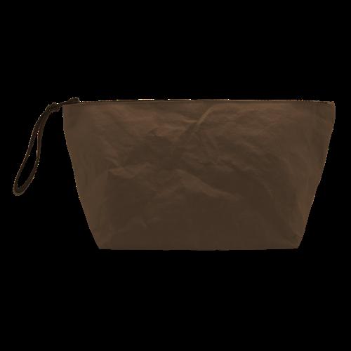 essent'ial|收納包L 巧克力棕