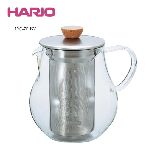 HARIO|Tea Pitcher 極簡花茶壺700ml TPC-70HSV