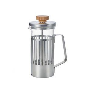 HARIO|光影之間濾壓茶壺2杯 THT-2MSV 300ml