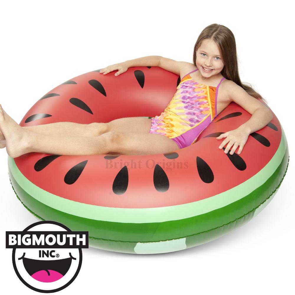 美國 Big Mouth 造型游泳圈 西瓜款