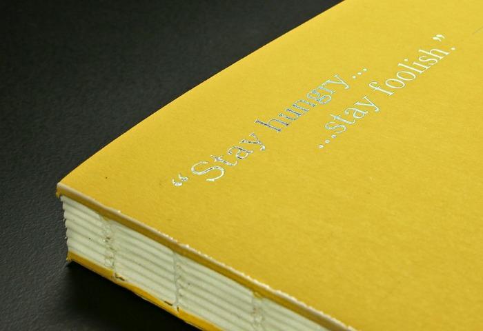 (複製)Gee Note|唉呦裸線裝筆記本 - 灰色