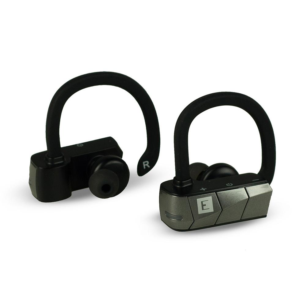Erato Rio 3 無線藍牙運動耳機 - 深灰銀