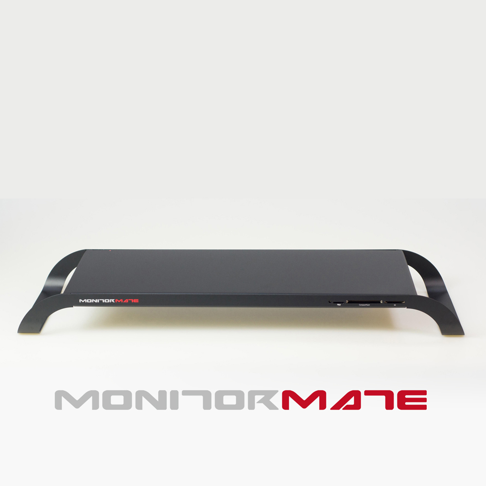 MONITORMATE|ProStation 3.0 多功能擴充平台 - 霧面黑
