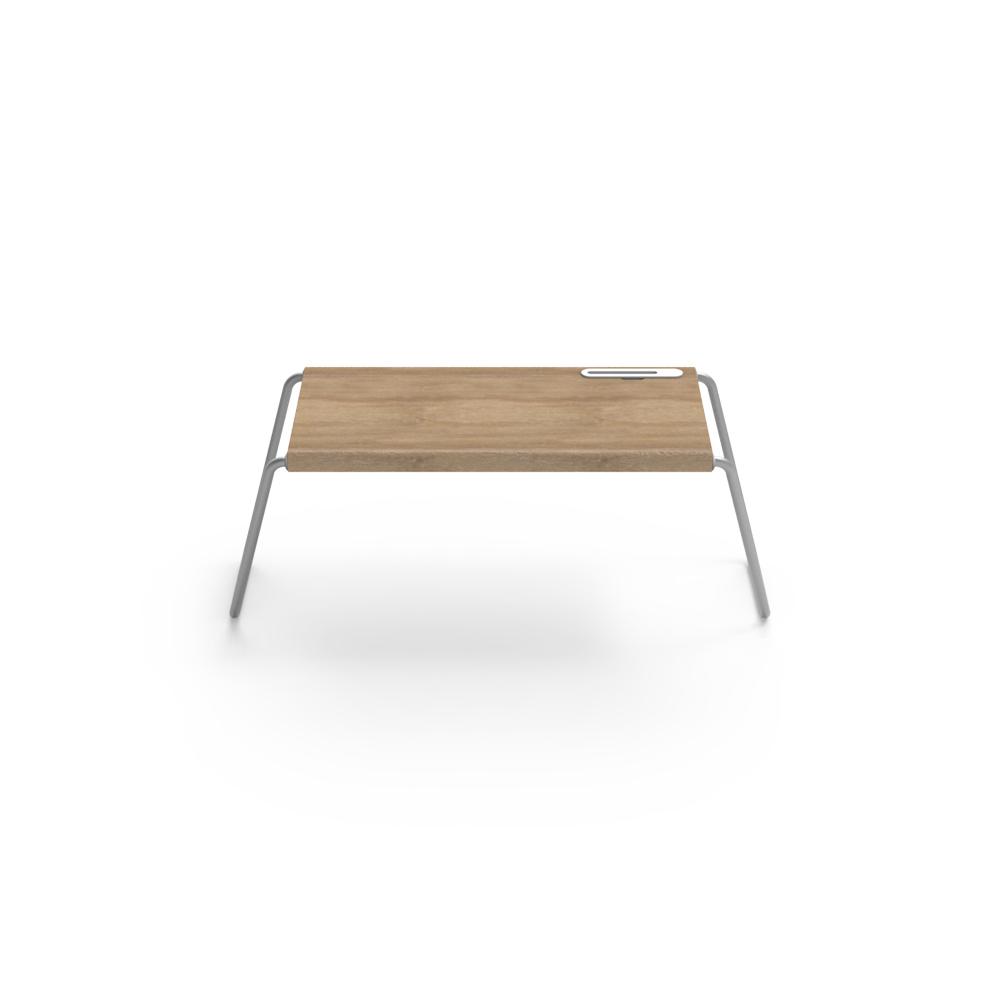 MONITORMATE|PlayTable 木質多功能行動桌板 - 原木色
