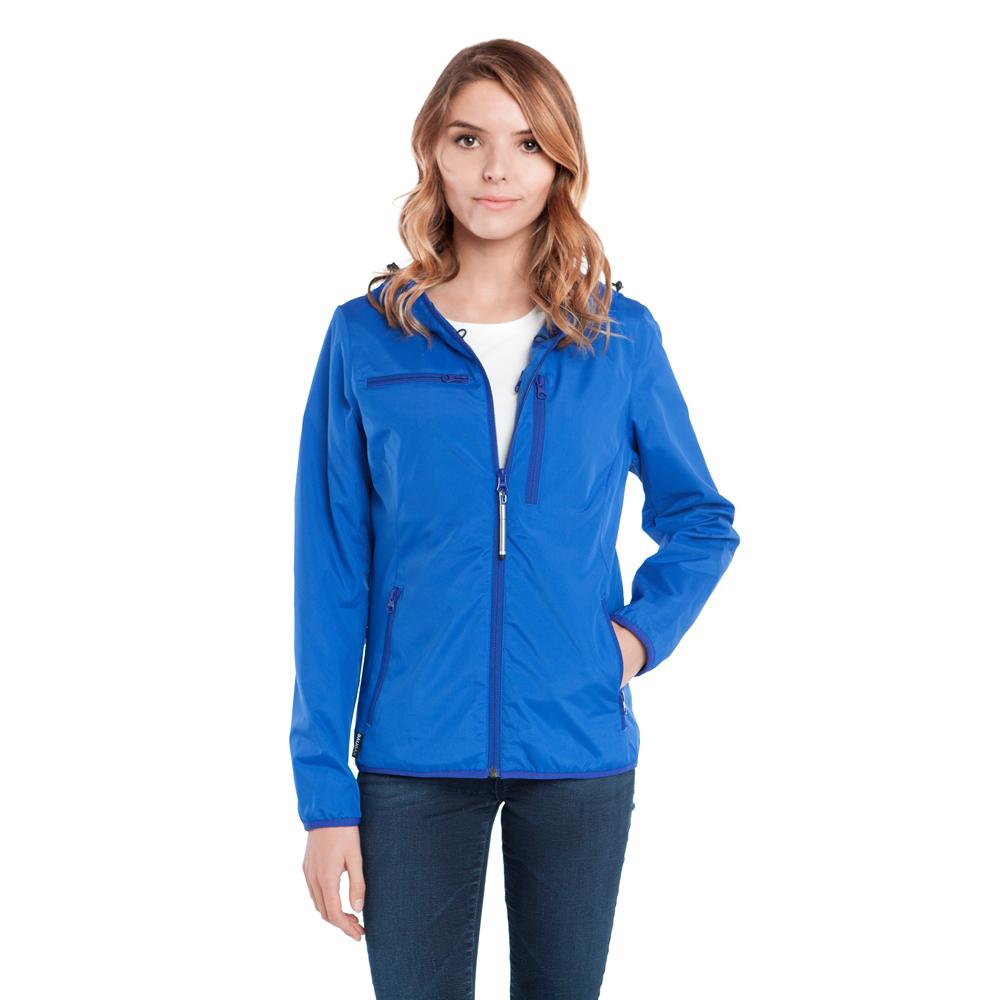 BAUBAX|WINDBREAKER 多功能防風型外套(女)- 藍色