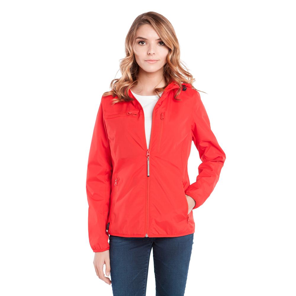 BAUBAX|WINDBREAKER 多功能防風型外套(女)- 紅色