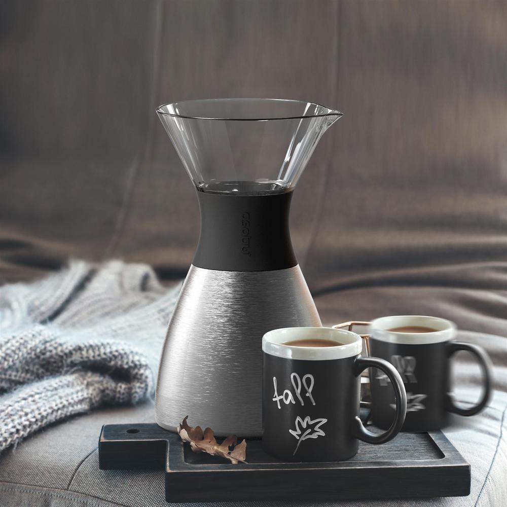 Asobu|Pour Over 經典手沖不鏽鋼保溫咖啡濾壺