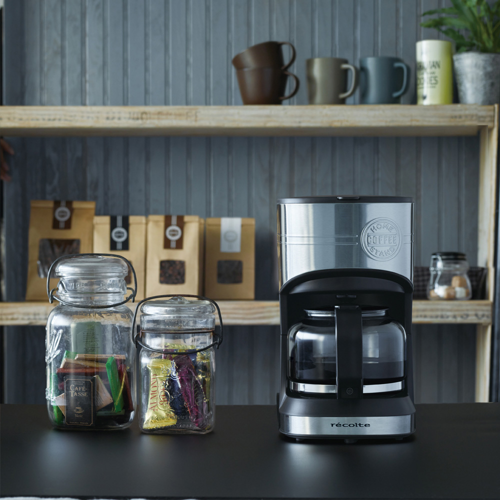 recolte 日本麗克特|Home Coffee Stand 經典咖啡機