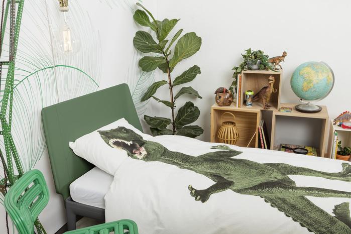 SNURK | 動物系列 枕套+被套組