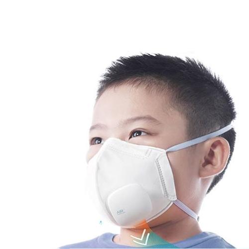 【集購】AIR+ | 氣益佳智慧型口罩2盒(6入)+1入組風扇