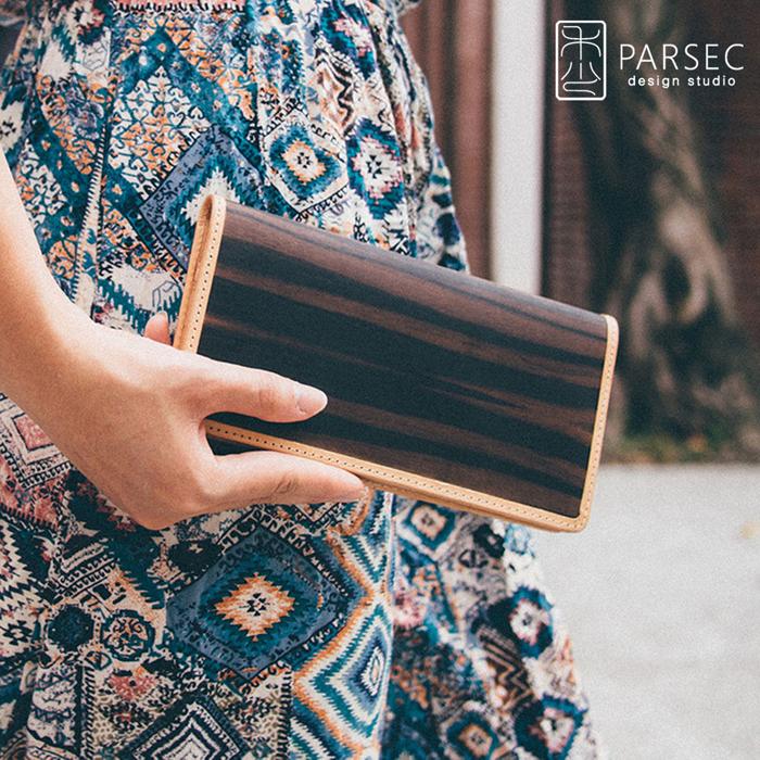 (複製)PARSEC|樹革斑馬長夾