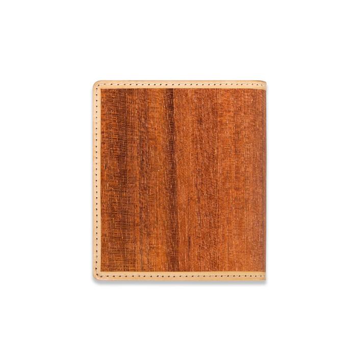 (複製)PARSEC|樹革胡桃短夾