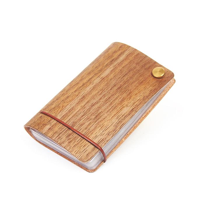 (複製)PARSEC|樹革胡桃名片夾