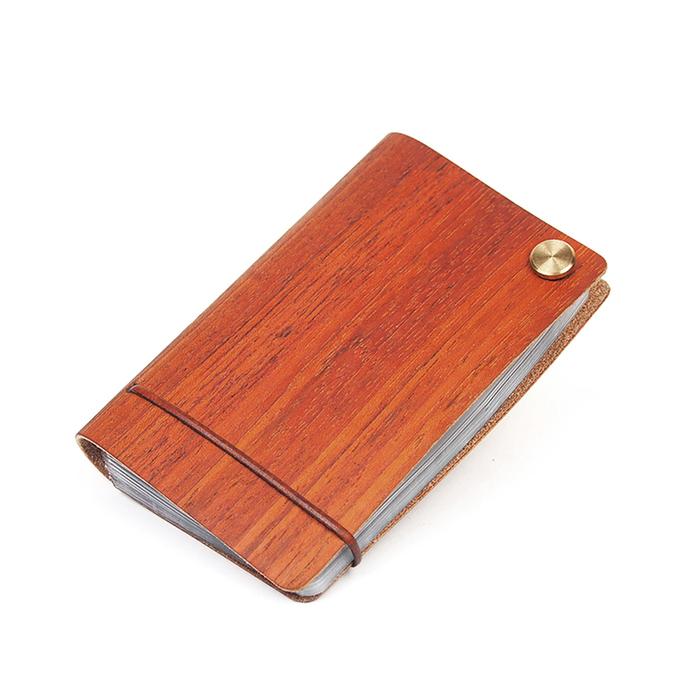 (複製)PARSEC|樹革胡桃旋轉卡套