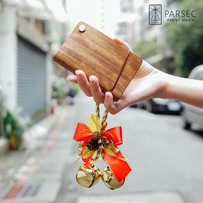 (複製)PARSEC|樹革花梨旋轉卡套