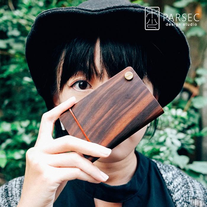 (複製)PARSEC|樹革柚木旋轉卡套