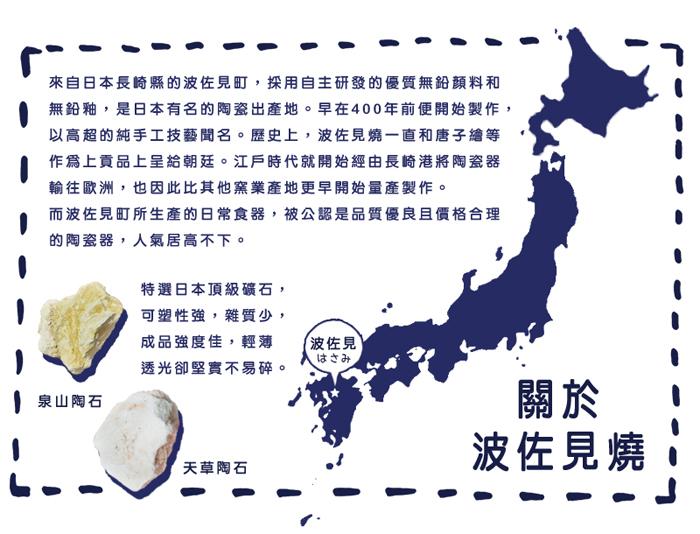 (複製)石丸波佐見燒|橡子豆皿禮盒(4件組)