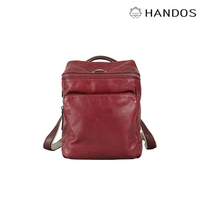 (複製)HANDOS|  Cosmopolitan 輕巧羊皮時尚後背包 - 深藍