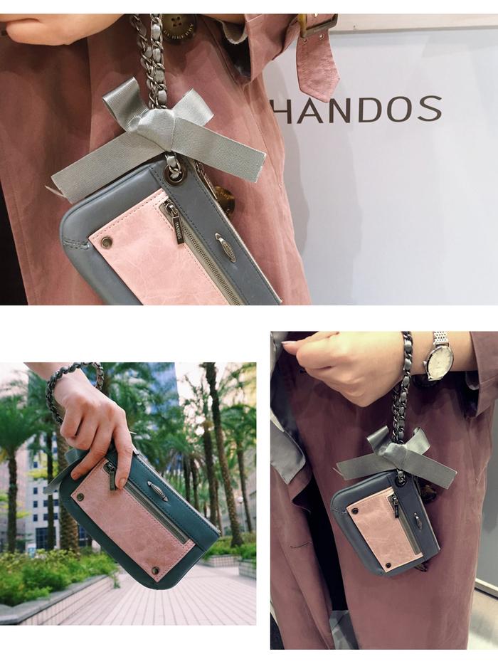 (複製)HANDOS|輕便直式短夾