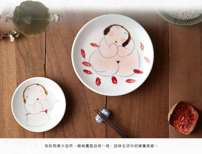 (複製)吳仲宗 胖太太系列 - 圓盤 - 幸福青鳥
