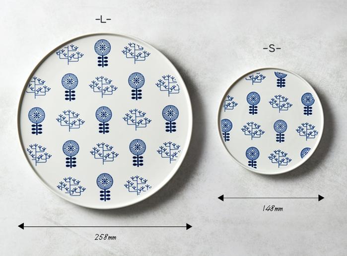 (複製)石丸波佐見燒|點心杯盤組 - 附匙 (3件式) - 和風灰線