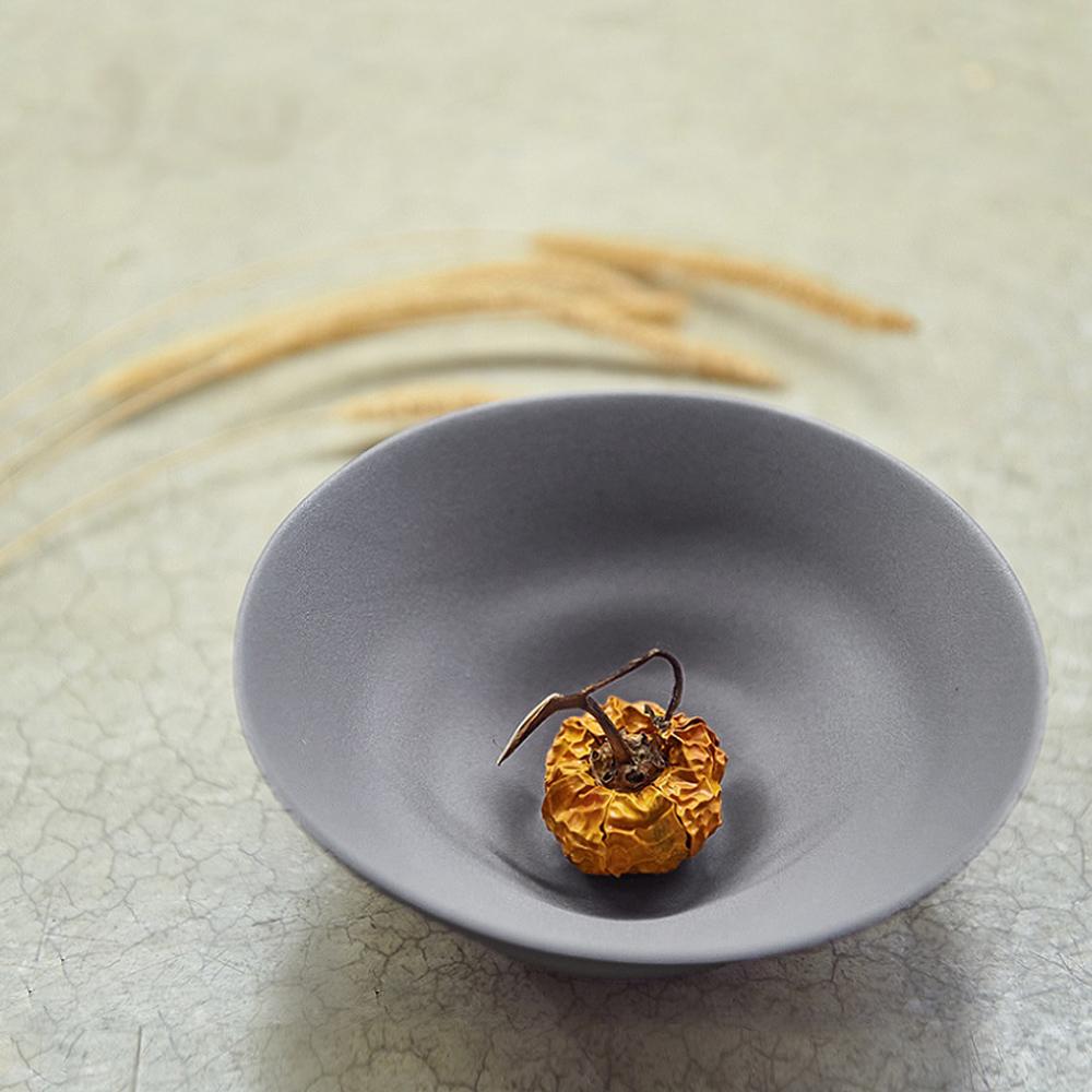 3,co│水波系列小碗(1號) - 灰