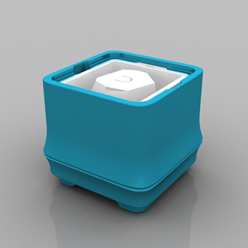 POLAR ICE  │ 極地冰盒二代新色-藍色(角冰)