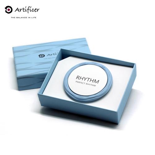 【Artificer】 RHYTHM 節奏手環-粉藍色