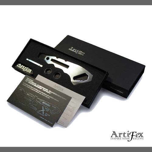 ArtiFex│海馬 - 口袋物工具 (簡易版)